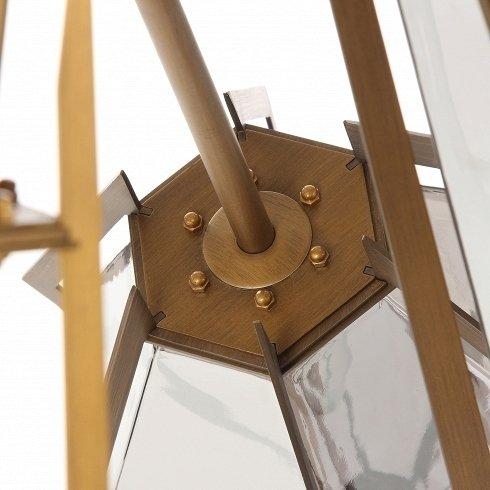 Подвесной светильник  Дымчато-серый