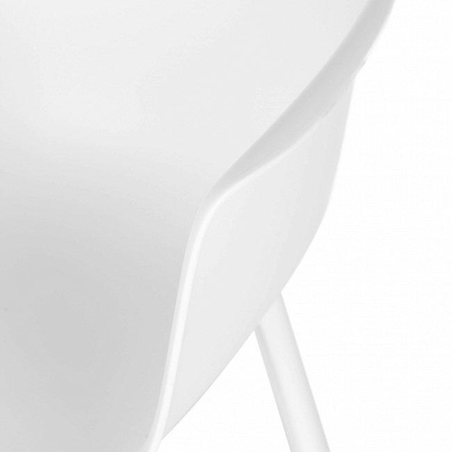 Стул Irvington белого цвета