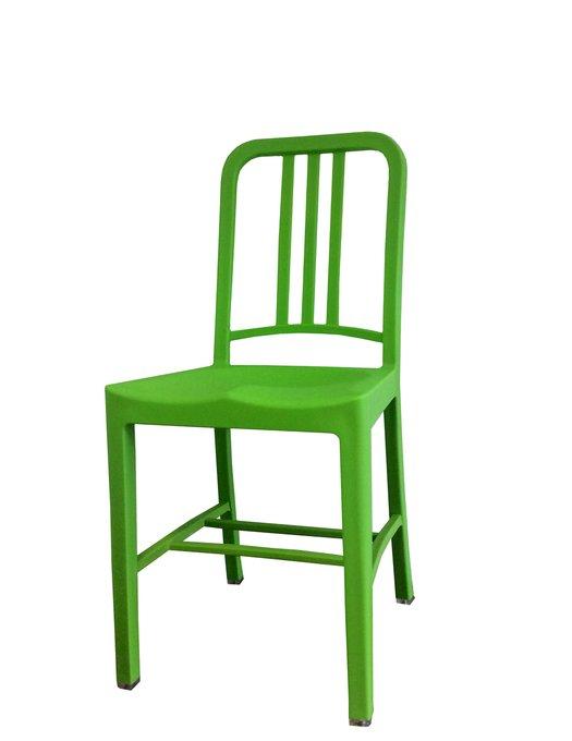 Стул Манон зеленого цвета