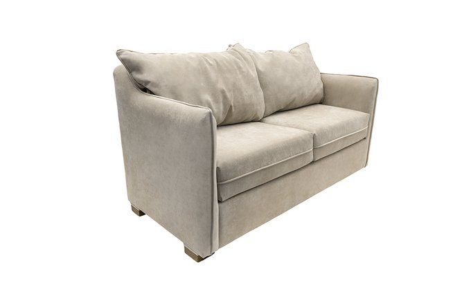 Прямой диван Arthur M бежевого цвета