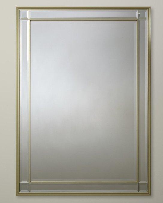 """Зеркало """"Дорсет"""" Soho silver"""