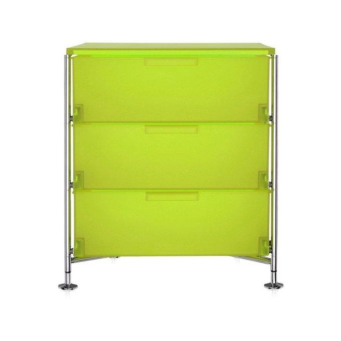 Тумба Mobil светло-зеленого цвета