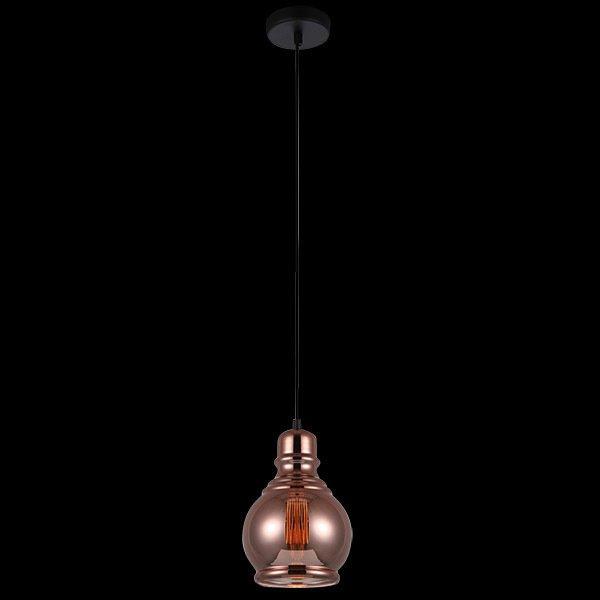 Подвесной светильник Eurosvet Индиго медь