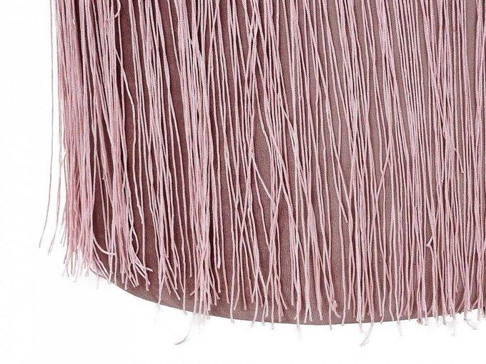 Пуфик Arwen розового цвета