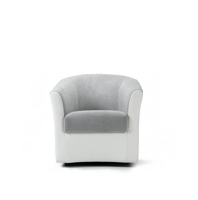 Вращающееся кресло Yoyo желтого цвета