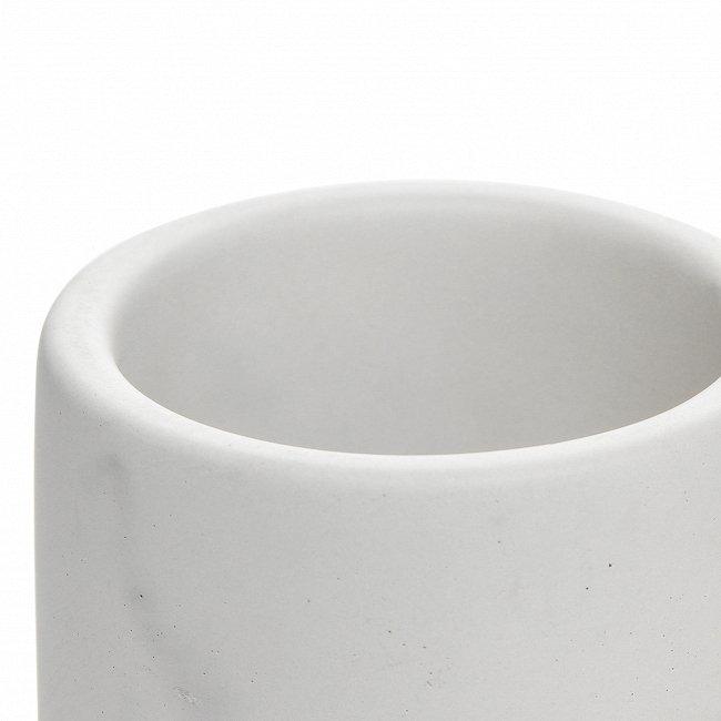 Стакан Wuhan белого цвета