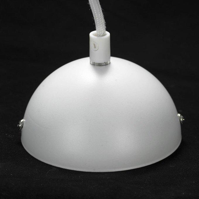 Подвесной светильник  Beijing белого цвета