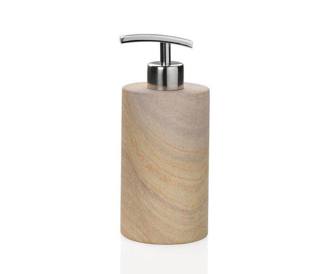 Диспенсер для жидкого мыла из песчаника