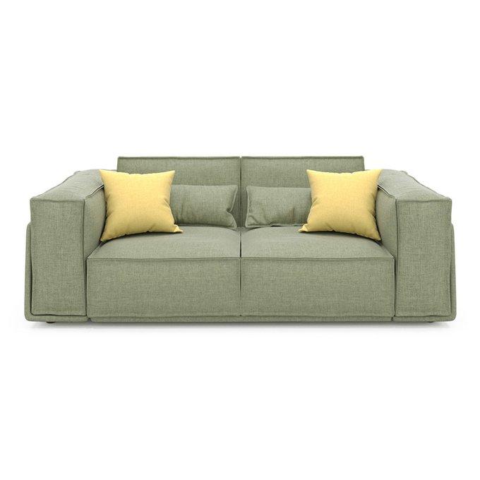 Диван-кровать Vento Classic двухместный темно-зеленого цвета