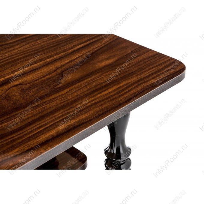 Кофейный стол Амори цвета темного дерева