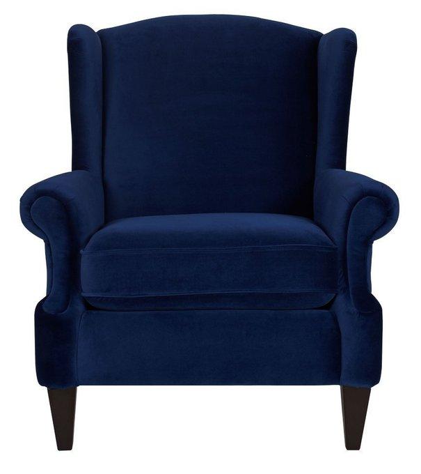 Кресло Triumph темно-синего цвета