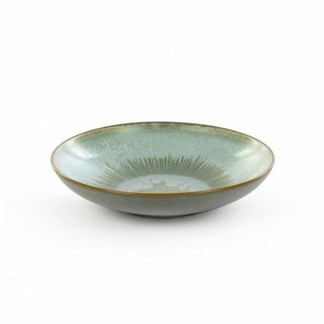 Тарелка Auberge из глины