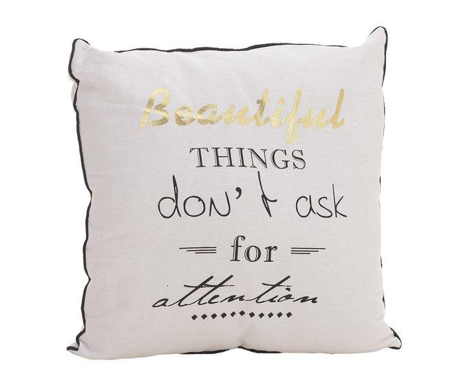 Подушка beautiful things