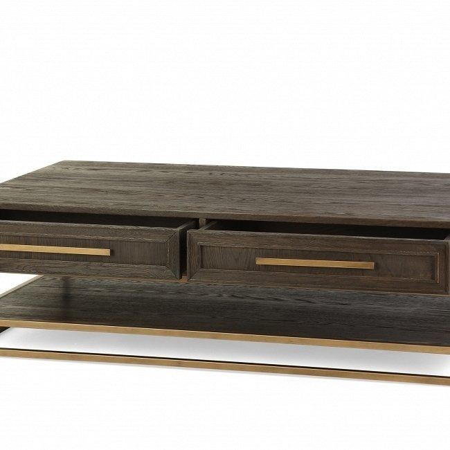 Кофейный стол Bullard из массива дуба