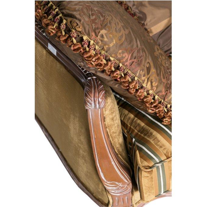 Кресло из дерева Ришелье