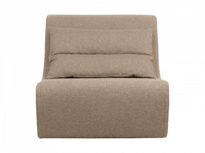 Кресло Neya коричневого цвета