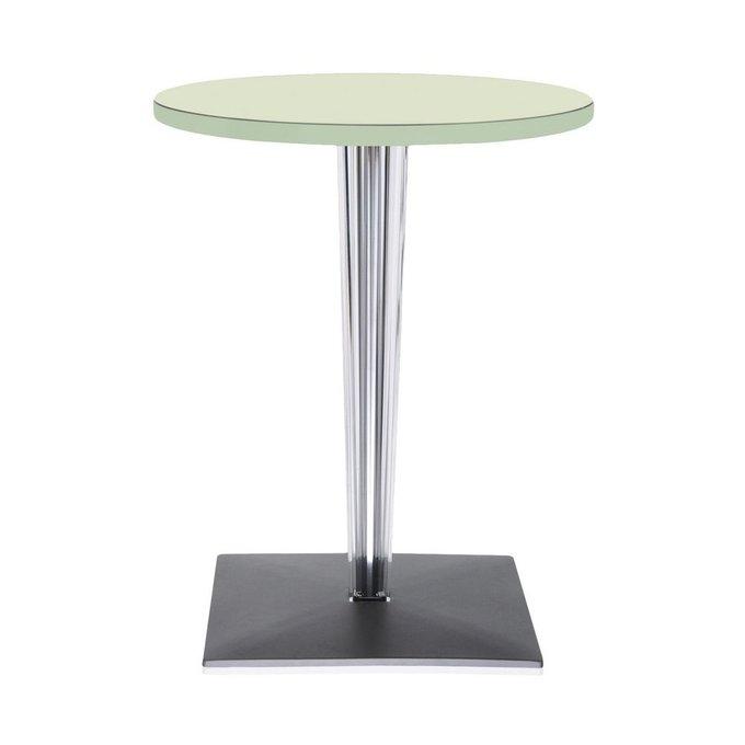 Кофейный стол TopTop со столешницей светло-зеленого цвета