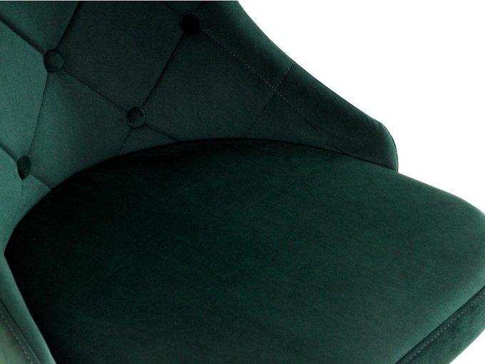 Стул обеденный Batista зеленого цвета