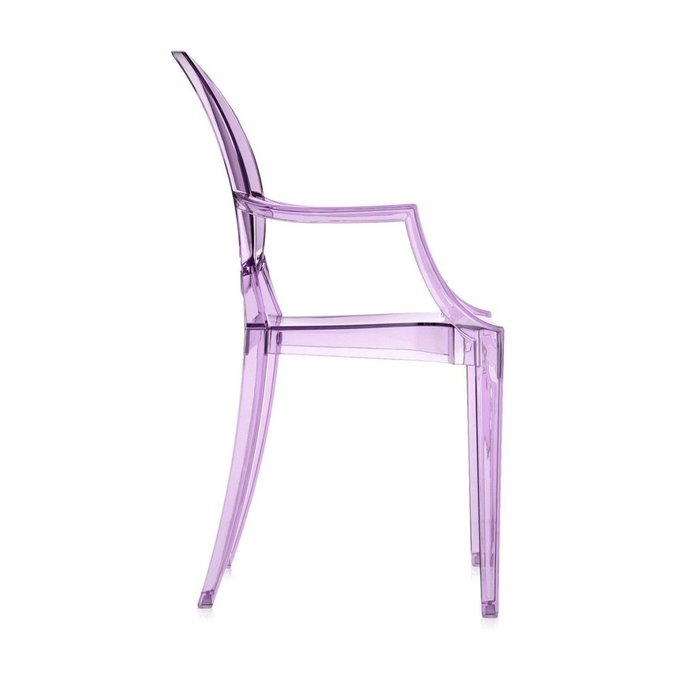 Стул детский Lou Lou Ghost фиолетового цвета