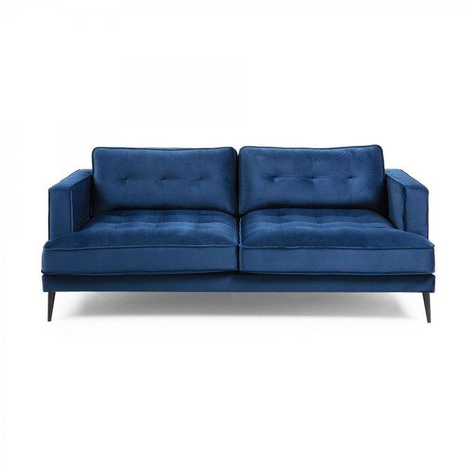 Диван Vinny темно-синего цвета