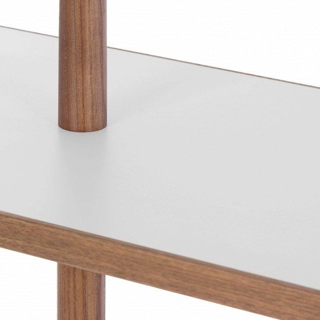 Стеллаж Bi-Color с деревянным каркасом