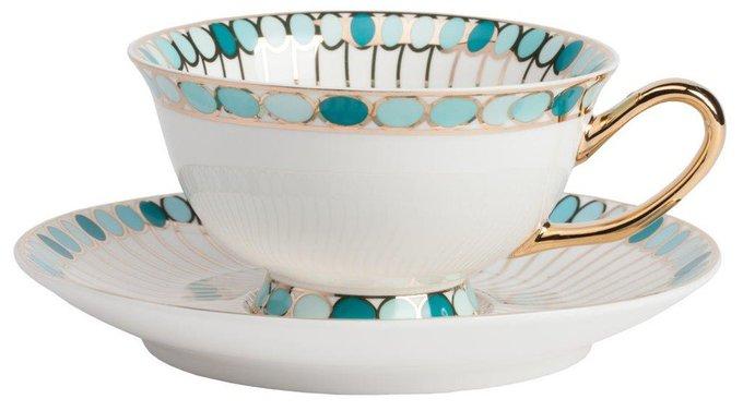 Чайная пара Mosaico