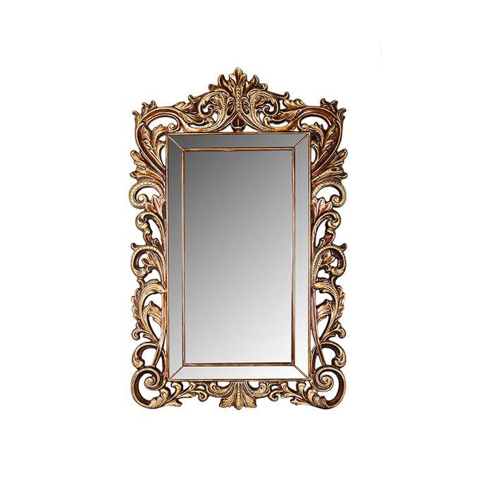 Зеркало напольное Favilla в раме золотого цвета