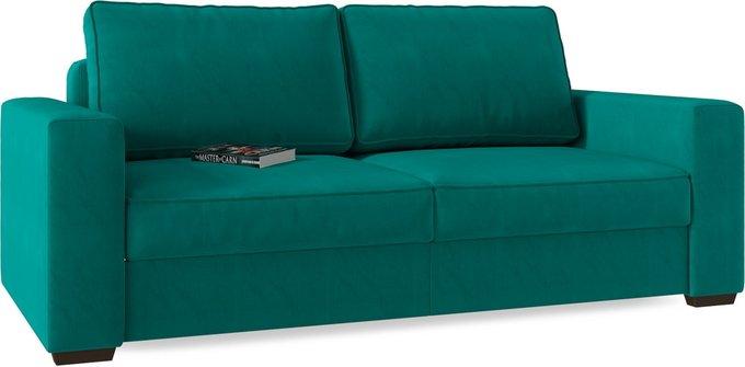 Диван-кровать Hallstatt Luna зеленого цвета