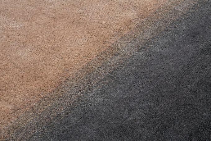 Ковер Ko серо-коричневого цвета 200x300