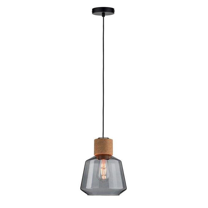 Подвесной светильник Elia с плафоном из стекла