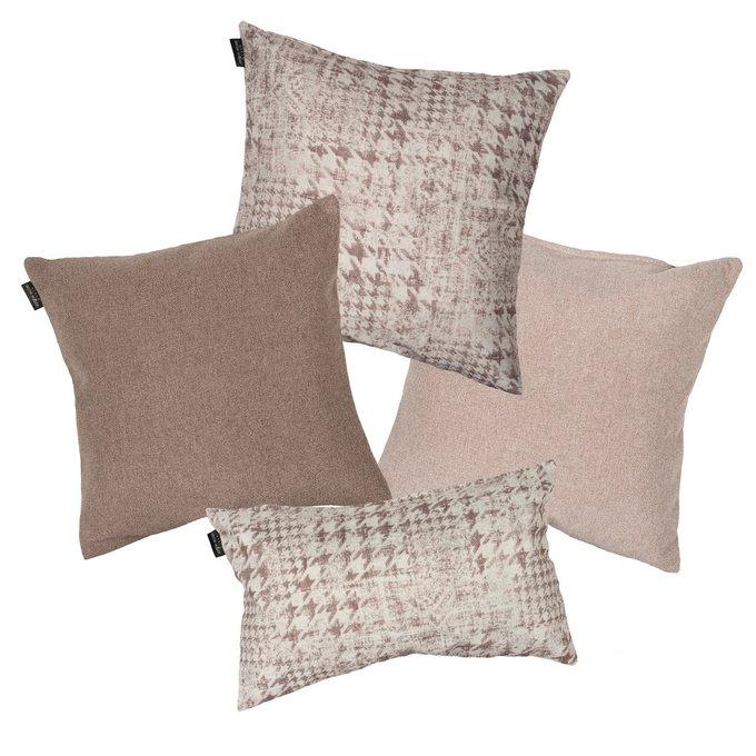 Комплект четырех чехлов Elza Stanly с внутренними подушками