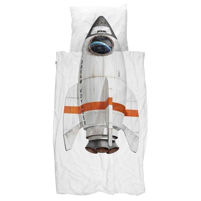 Комплект постельного белья Ракета 150х200