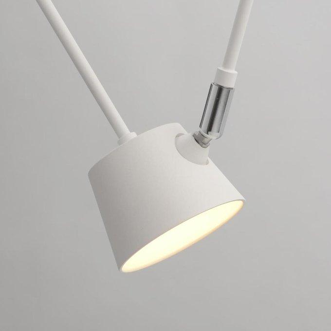 Подвесной светодиодный светильник De Markt Хартвиг