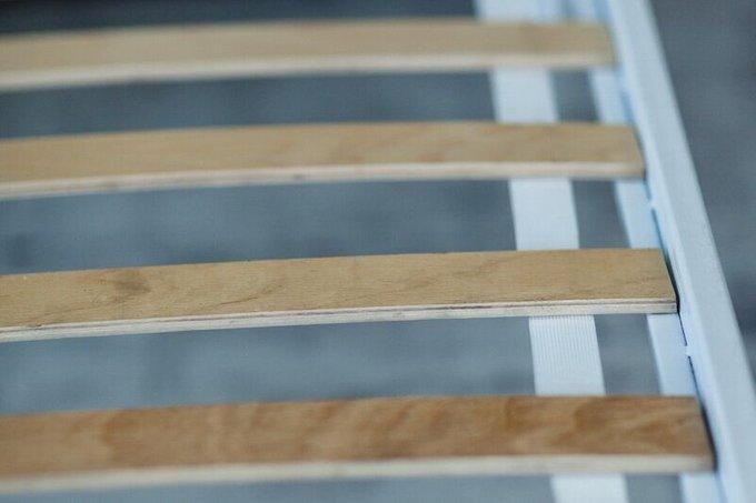 Кованая кровать Анталия 1.4 с одной спинкой 140х200