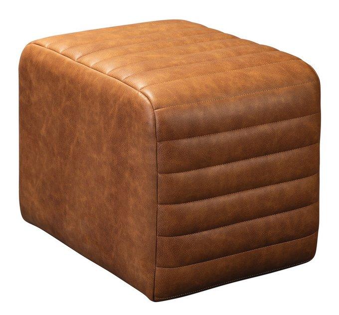 Пуф Loft Браун коричневого цвета