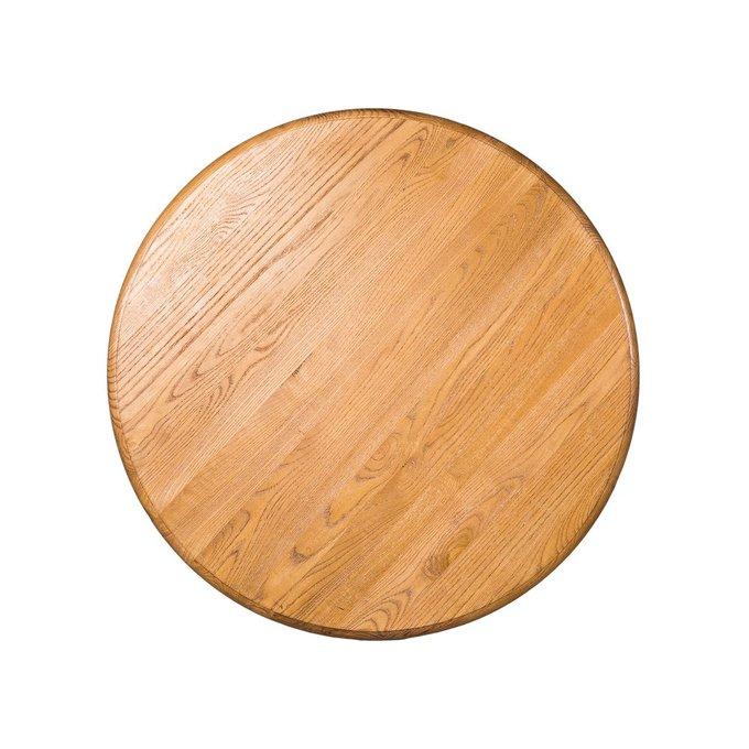 Обеденный стол Coin из массива дерева