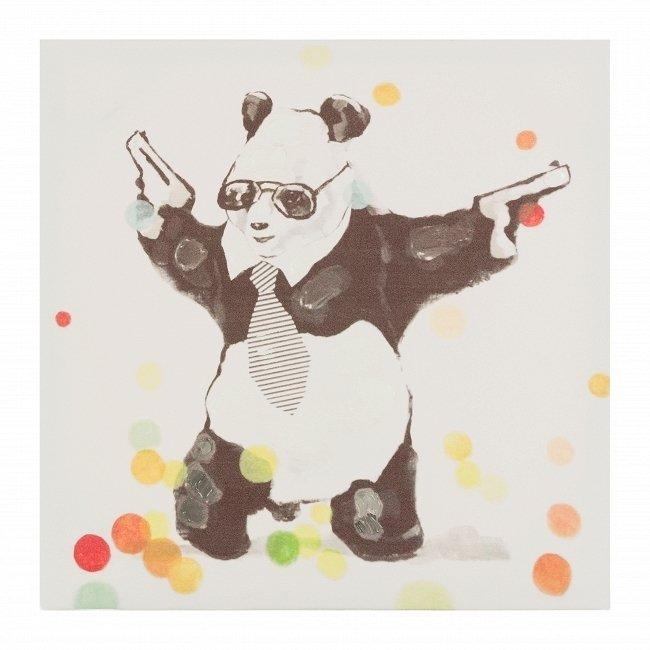 Картина на холсте Панда