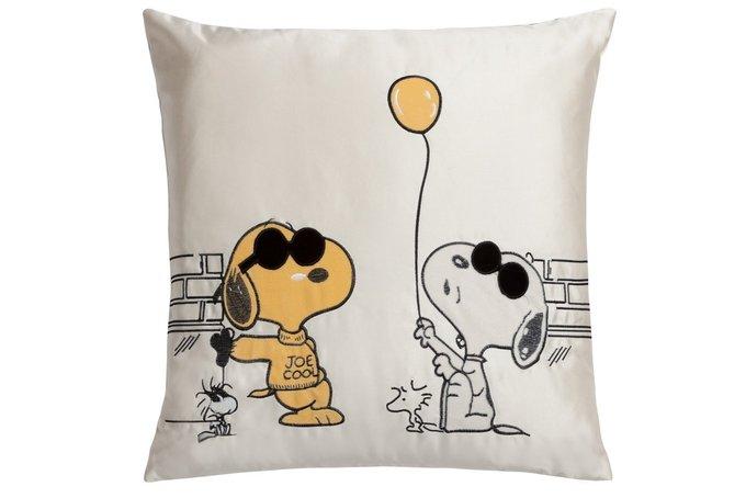 Подушка Snoopy & Woodstock