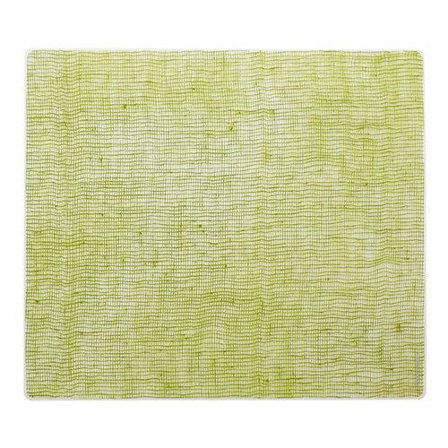 Силиконовая салфетка Linen светло-зеленового цвета