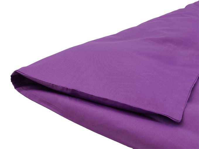 Пододеяльник Plain Collection пурпурного цвета 150х220