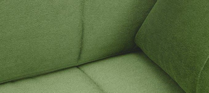 Шезлонг с подлокотниками Дудинка Galaxy зеленого цвета цвета