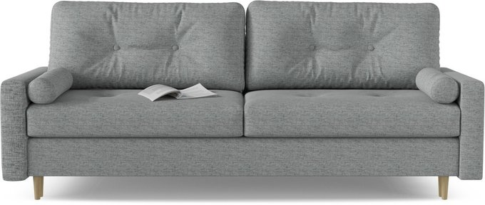 Диван-кровать Белфаст серого цвета