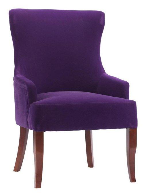 Кресло Aldo фиолетового цвета
