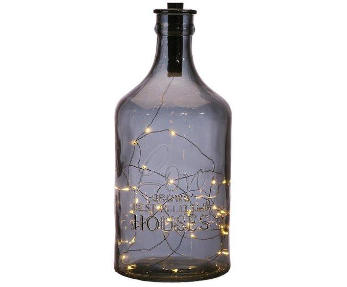 Светильник Led светодиодный в форме бутылки