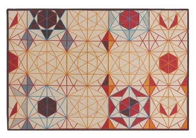 Прямоугольный ковер GAN Hexa 280х420