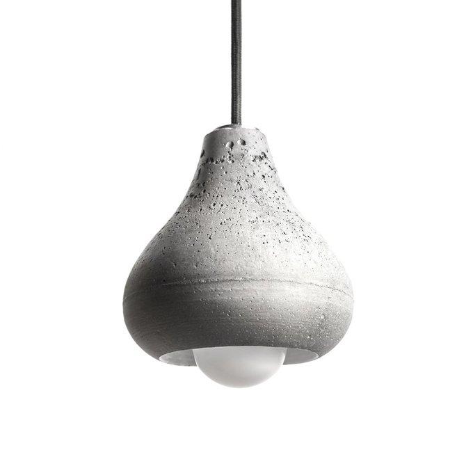 Подвесной светильник Drop из бетона