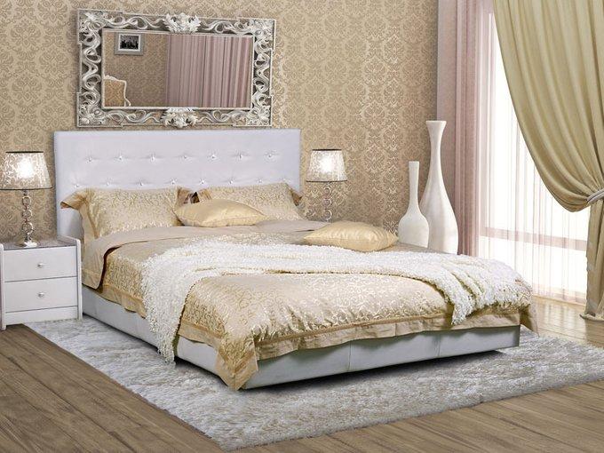 Двуспальная Кровать Cristiano (Аскона Кристиано) с подъемным механизмом 160 x 200