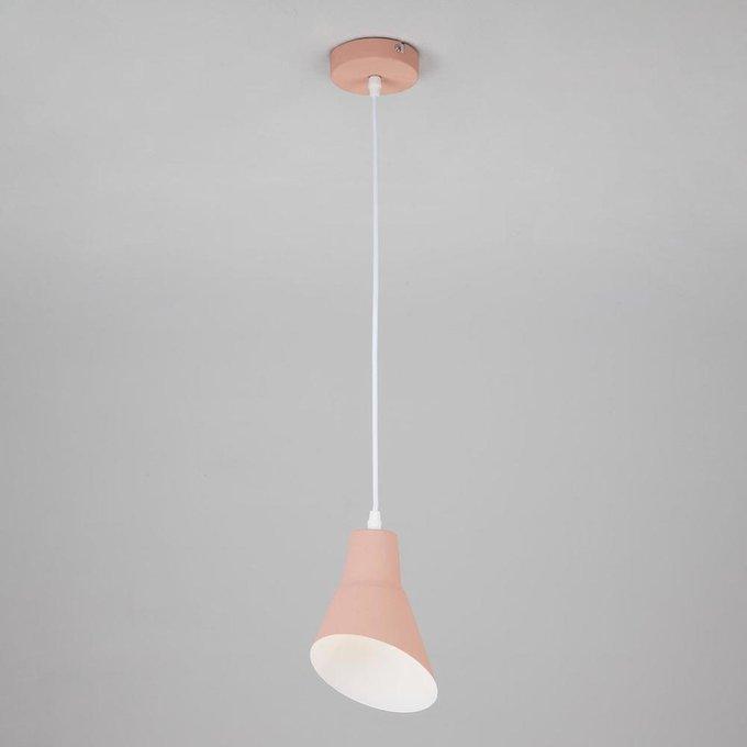 Подвесной светильник Nook розового цвета