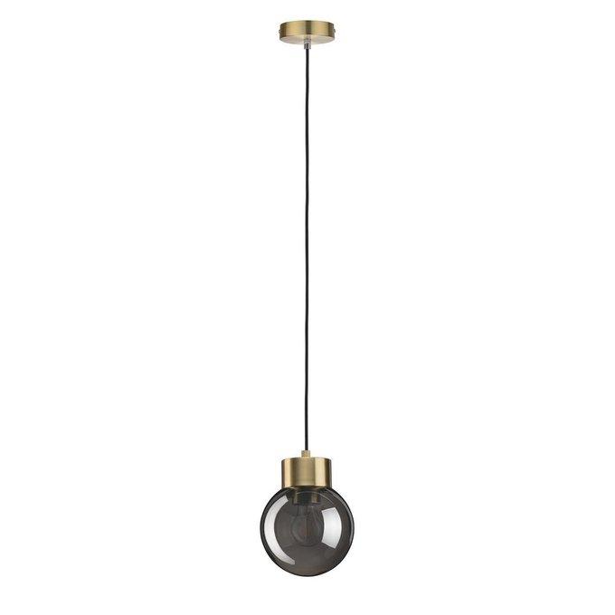 Подвесной светильник Linja с плафоном из стекла