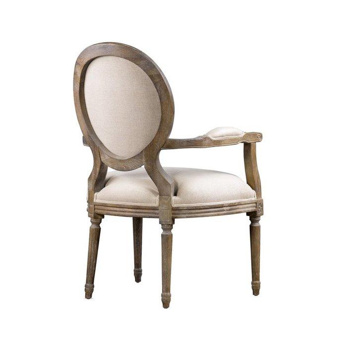 """Стул """"Vintage Louis Round Arm Chair"""""""